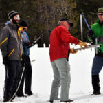 snow survey