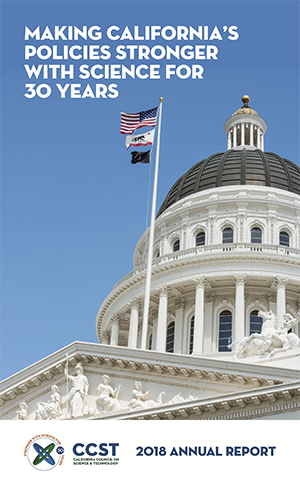 2018 CCST Annual Report Cover 300