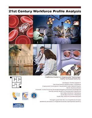 21st Century Workforce Profile Analysis Cover