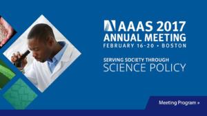 AAAS 2017