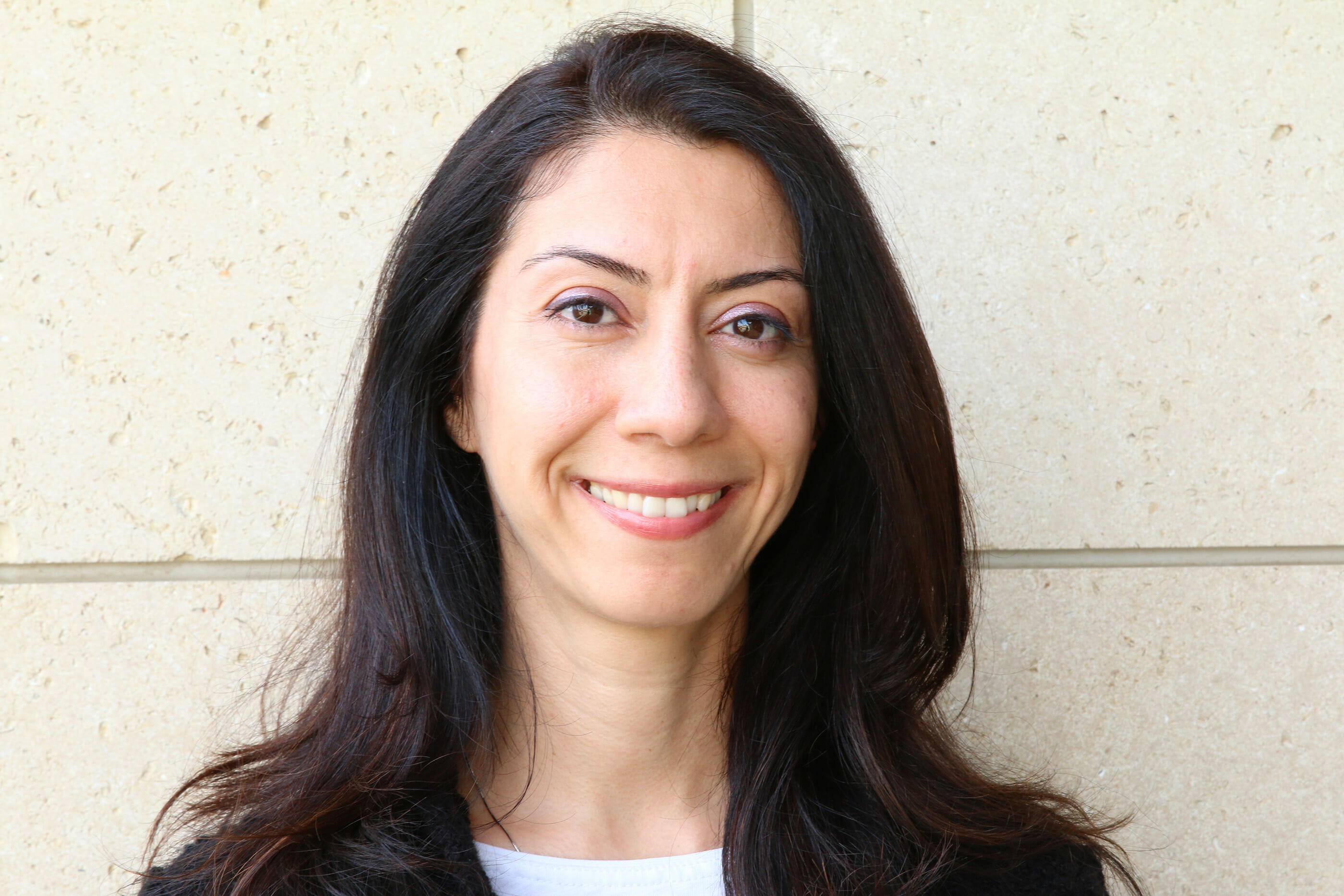 Doctor Newsha Ajami is a 2011 CCST Science & Technology Policy Fellow, and currently the director of Urban Water Policy with Stanford University's Water in the West program. Photo courtesy of Stanford University.