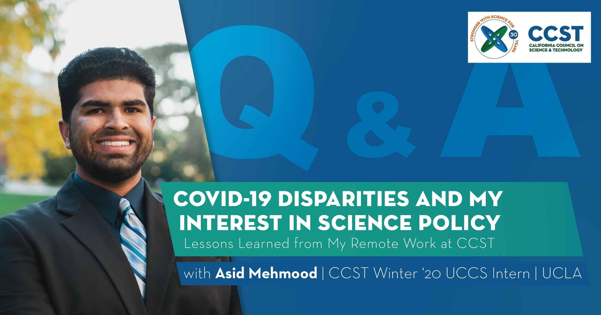 Asid Mehmood Q&A