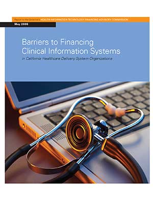 Barriers to Financing Clinical Information Systems Cover