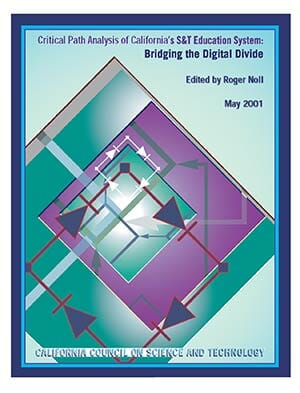 Bridging the Digital Divide Report Cover