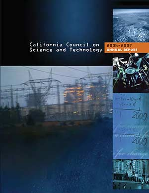 CCST Annual Report 2006-2007: A Climate for Change Cover