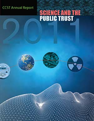 CCST Annual Report 2010-2011 Cover