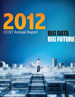 CCST Annual Report 2011-2012 Cover