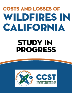 CCST Costs and Losses of Wildfires