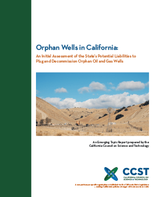 CCST Orphan Wells Cover