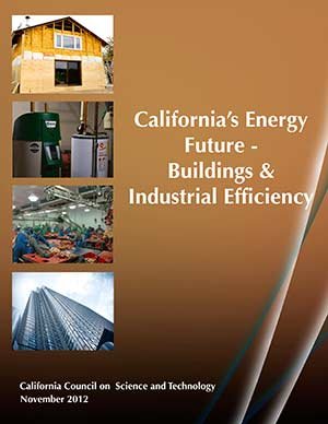 California's Energy Future Building and Industrial Efficiency Cover
