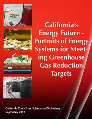 California's Energy Future Greenhouse Gas Reduction Cover