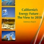 California's Energy Future: The View to 2050 Cover