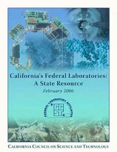 California's Federal Laboratories: A State Resource Cover
