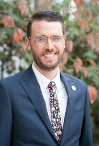 Dylan Chapple, PhD, is a 2018 CCST Science & Technology Policy Fellow.