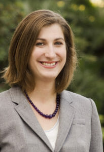 Photo of Jen Chase, PhD, 2017 CCST Science & Technology Policy Fellow.