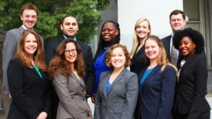 Class of 2015 CCST Science Fellows