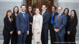 Class of 2016 CCST Science Fellows