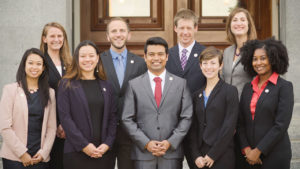Class of 2017 CCST Science Fellows