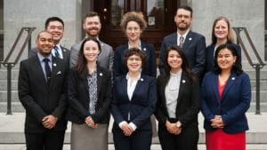 Class of 2018 CCST Science Fellows