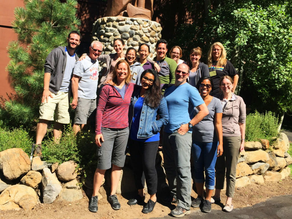 class of 2016 ccst science fellows in tahoe