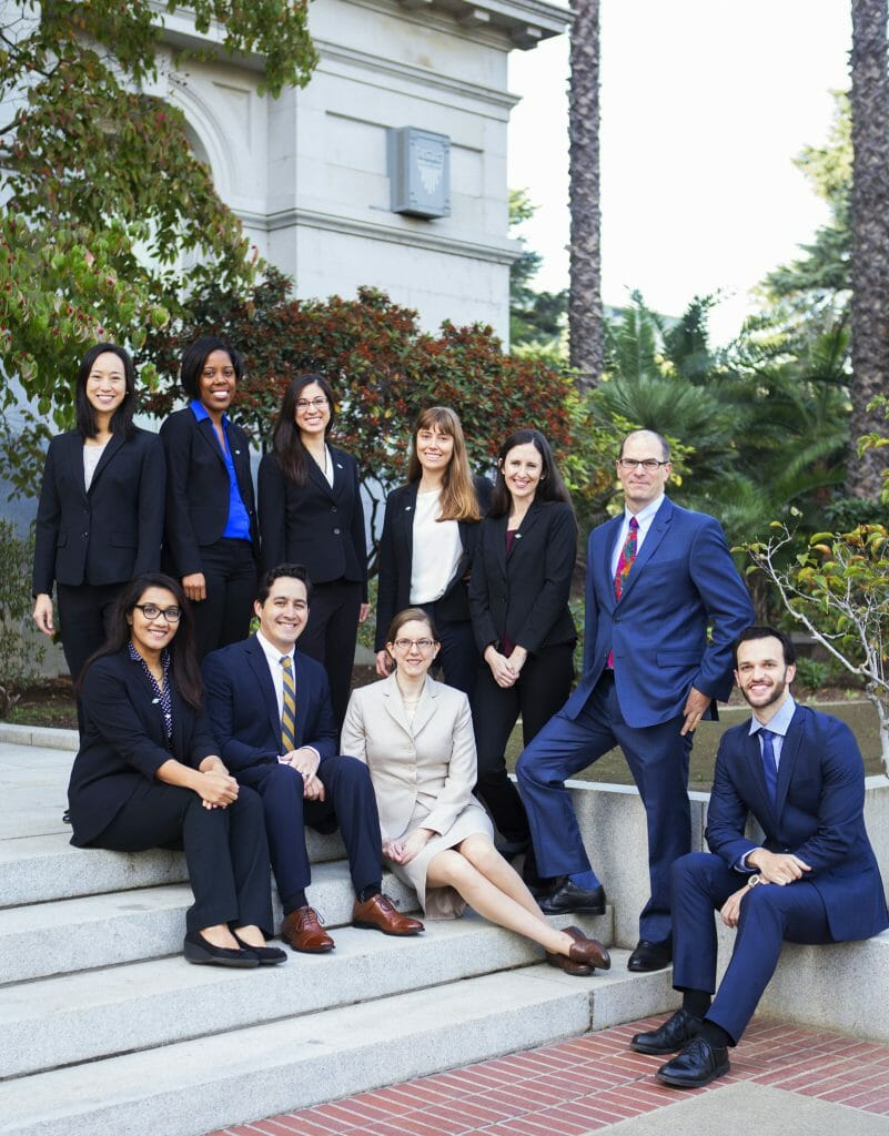 The 2016 Class of CCST Science & Technology Policy Fellows