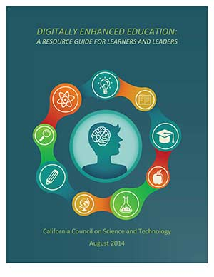 Digitally Enhanced Education: A Resource Guide for Learners and Leaders Cover