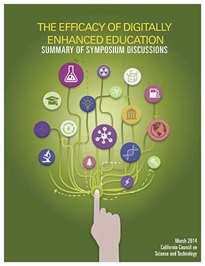 Efficacy of Digitally Enhanced Education Summary Cover
