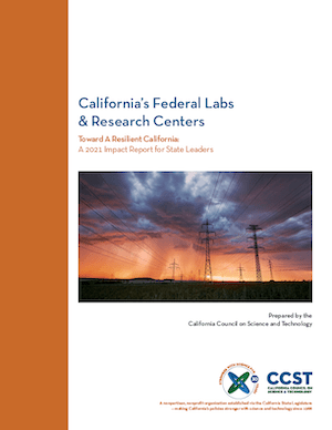 Federal Labs Impact Report 2021 Cover Web