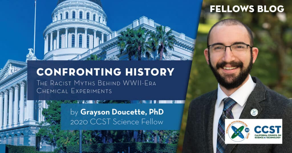 Confronting History, by Grayson Doucette '20