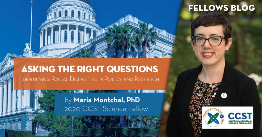 Asking the Right Questions, by Maria Montchal