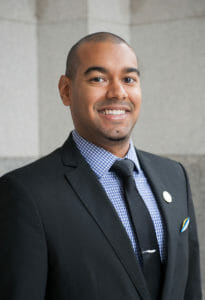 Christopher Francis, PhD, is a 2018 CCST Science & Technology Policy Fellow.