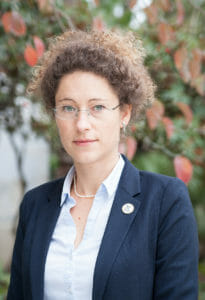 Magdalena Gutowska, PhD, is a 2018 CCST Science & Technology Policy Fellow.