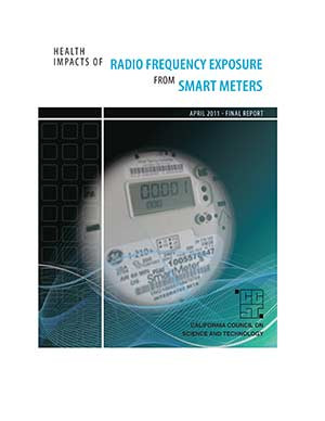 Health Impacts of Radio Frequency from Smart Meters Cover