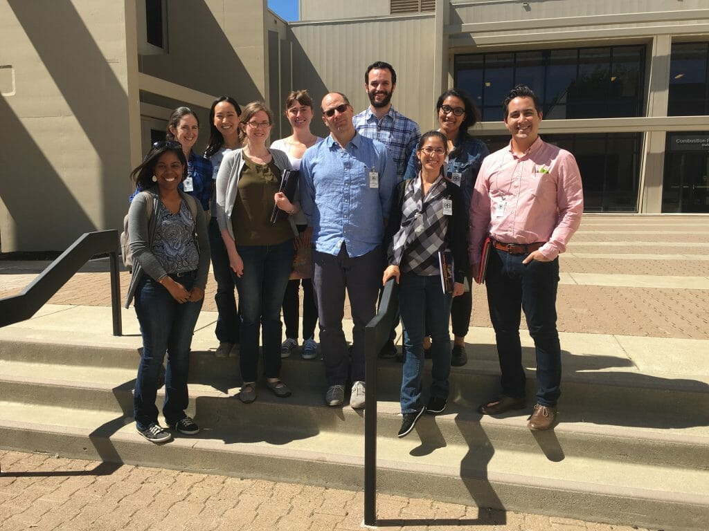 CCST provided many field trip opportunities via its network of affiliates, including the U.S. Department of Energy's Lawrence Livermore National Laboratory.