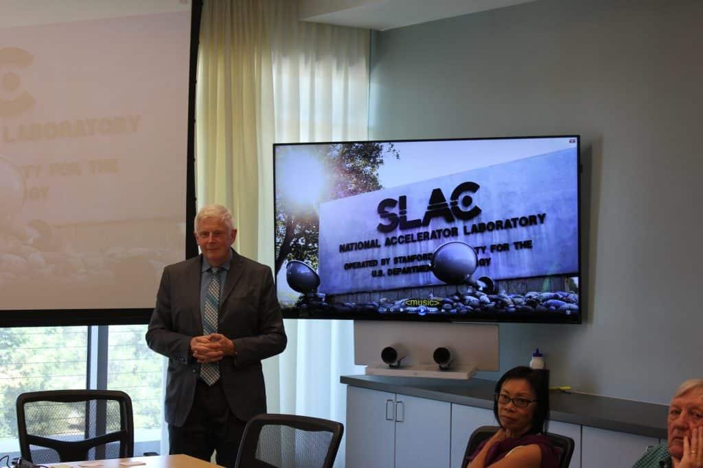 SLAC Tour