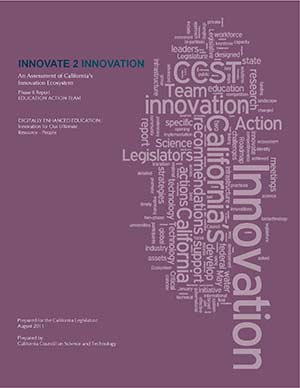 Innovate 2 Innovation Digitally Enhanced Education Cover
