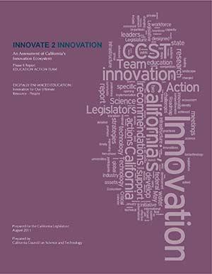 Innovate 2 Innovation Digitally Enhanced Education Cover