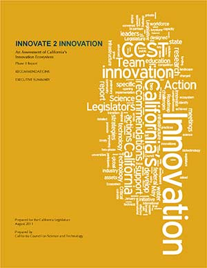 Innovate 2 Innovation Phase II Executive Summary Cover