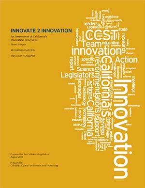 Innovate 2 Innovation Phase II Executive Summary Cover