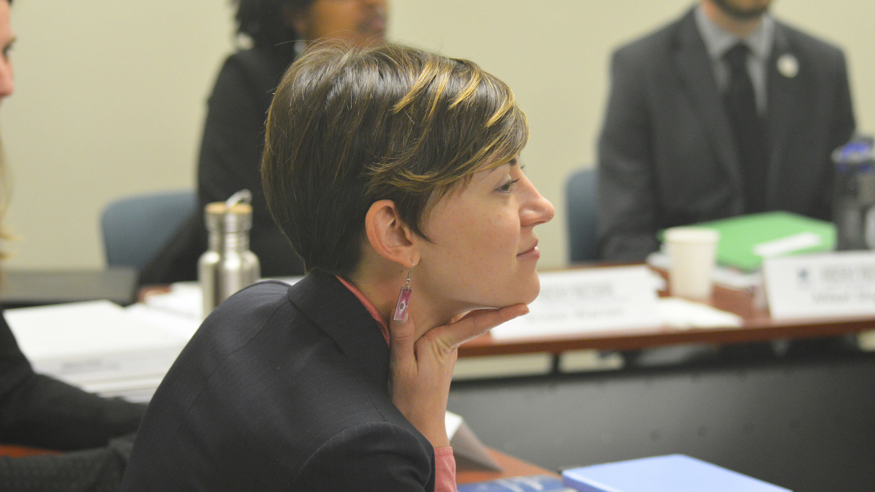Photo of Laura McWilliams, PhD, a 2017 CCST Science & Technology Policy Fellow.