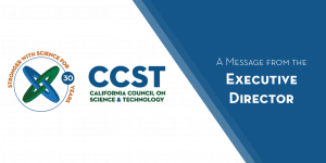 Message from Executive Director Header Banner