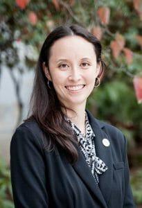 Naomi Ondrasek 2018 CCST Science Fellow