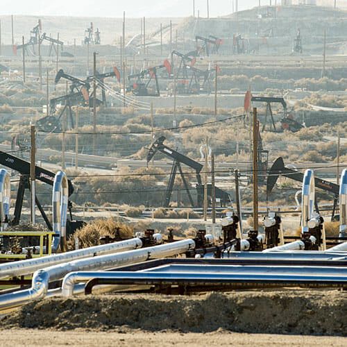 Natural Gas and Hydraulic Fracturing project