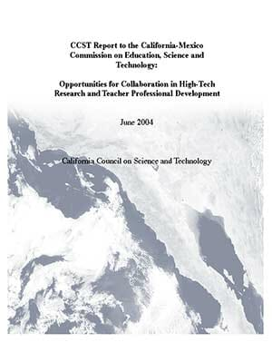 Opportunities for Collaboration in High-Tech Research and Teacher Professional Development Cover