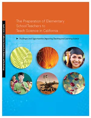 Preparation of Elementary School Teachers to Teach Science Cover