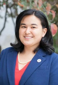 Sandra Nakagawa 2018 CCST Science Fellow