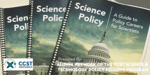 Science Policy Career Guide