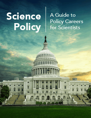 CCST Alumni Science Policy Career Guide Homepage