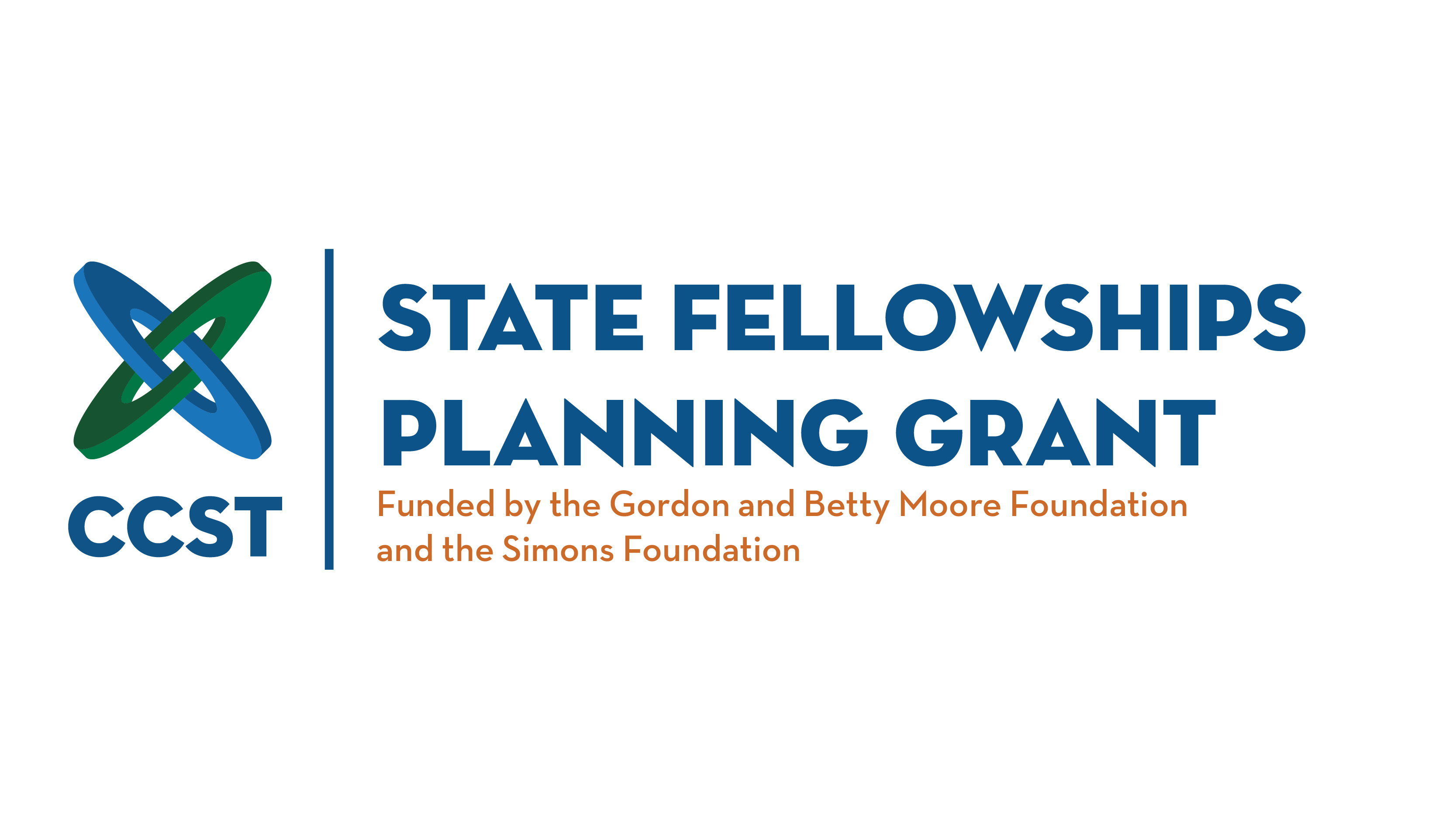 "Graphic with text ""State Fellowships Planning Grant"""