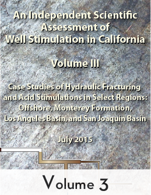 Well Stimulation SB4 Volume 3